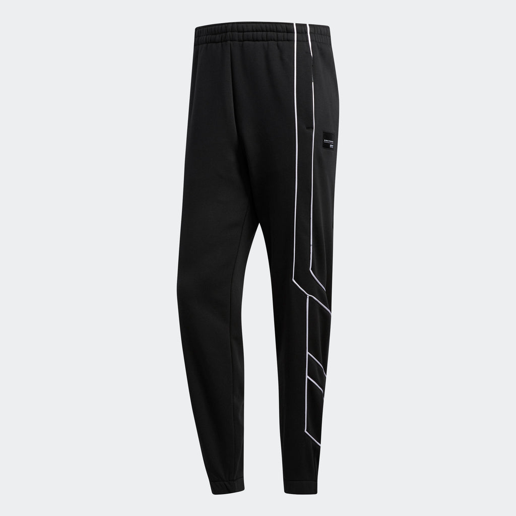 Men's adidas Originals EQT Outline Track Pants Black