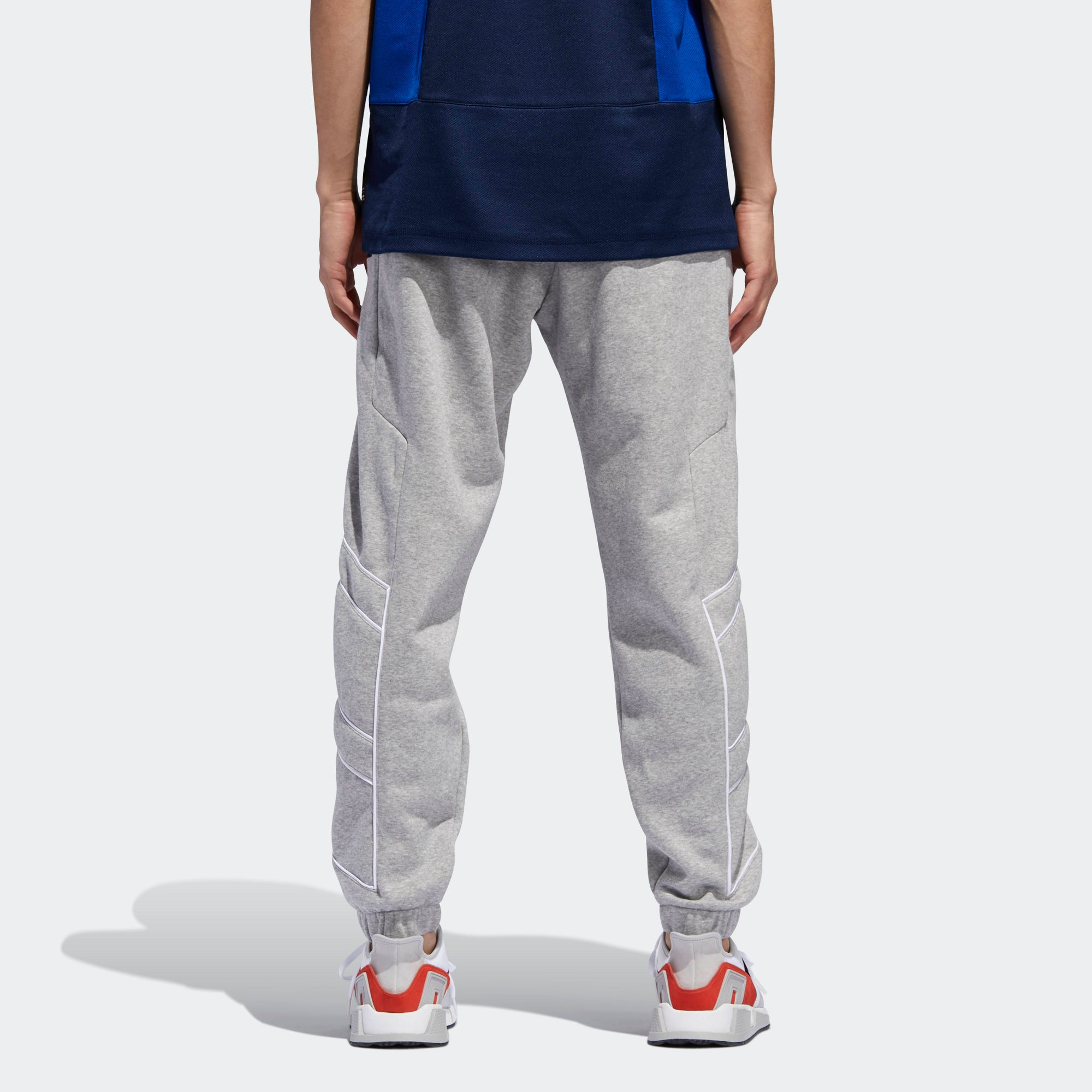 adidas EQT Outline Track Pants Grey DH5224   Chicago City Sports
