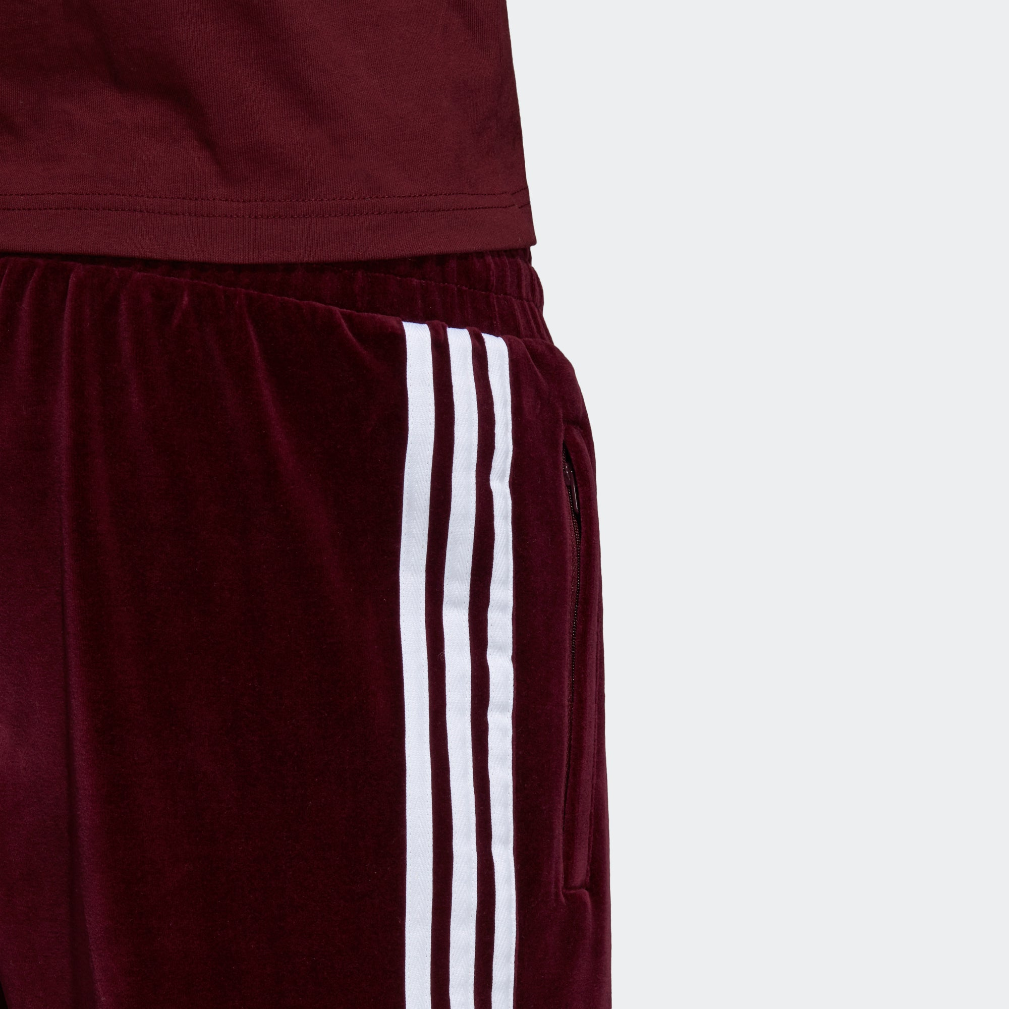 adidas BB Track Pants Maroon DH5784 | Chicago City Sports