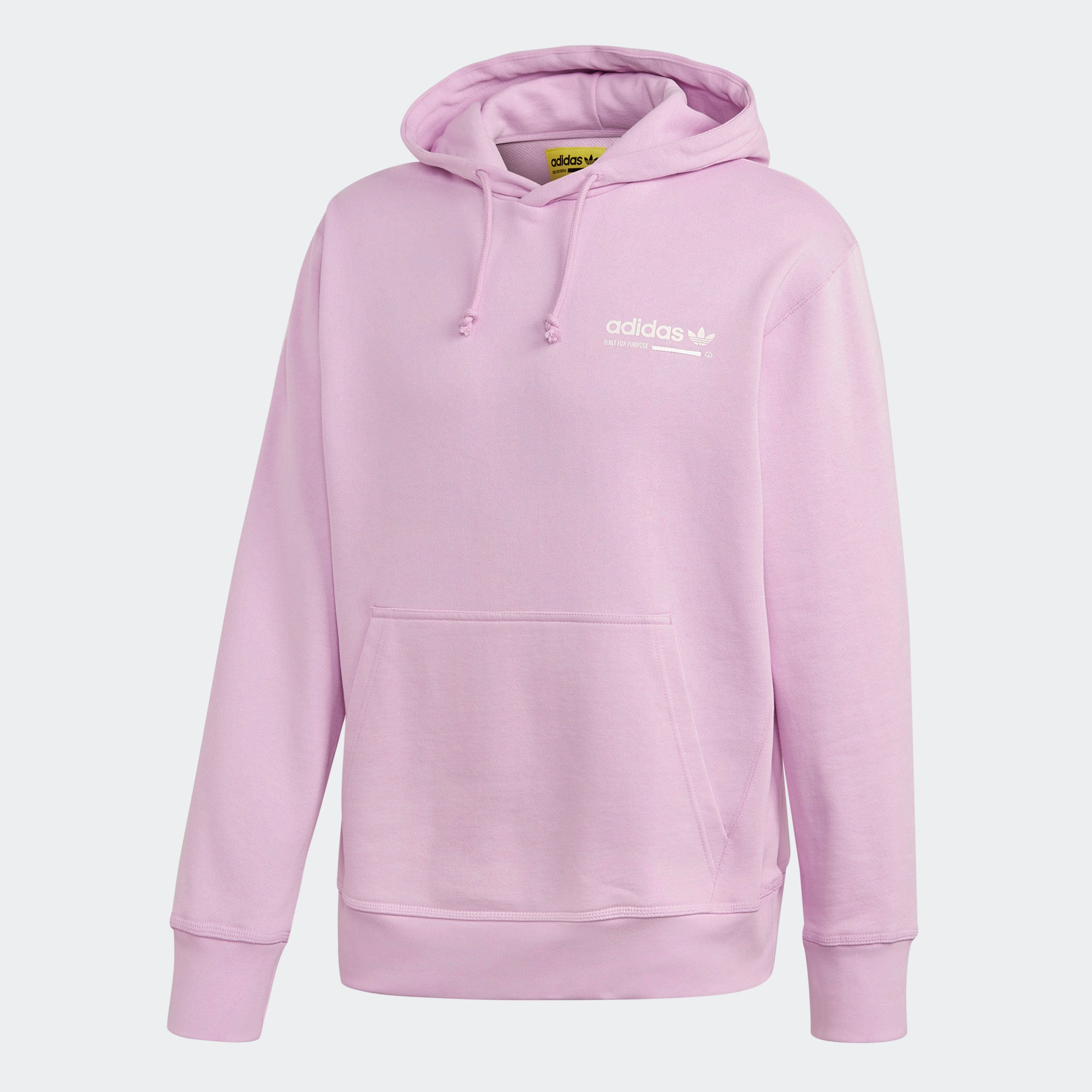 adidas Kaval Hoodie Clear Lilac DM1490 | Chicago City Sports