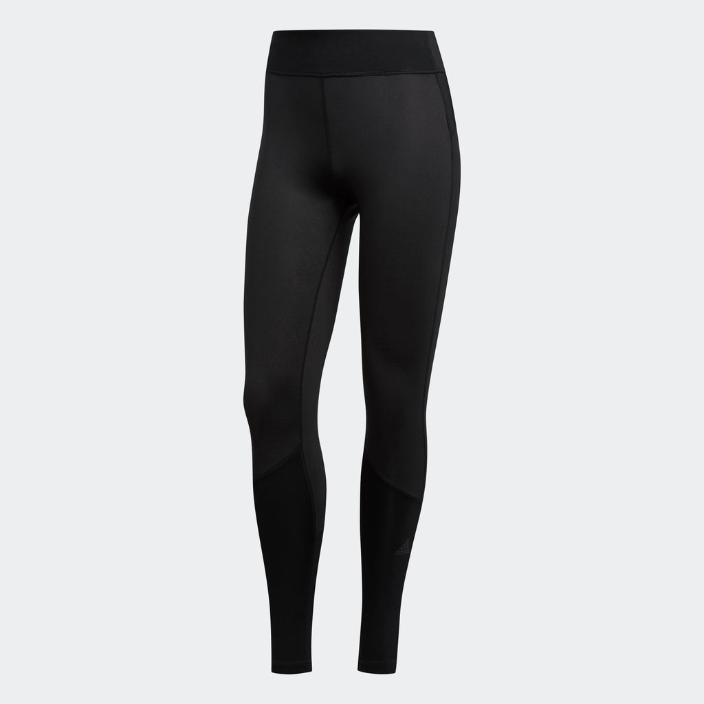 Women's adidas Training Design 2 Move Leggings Black Print