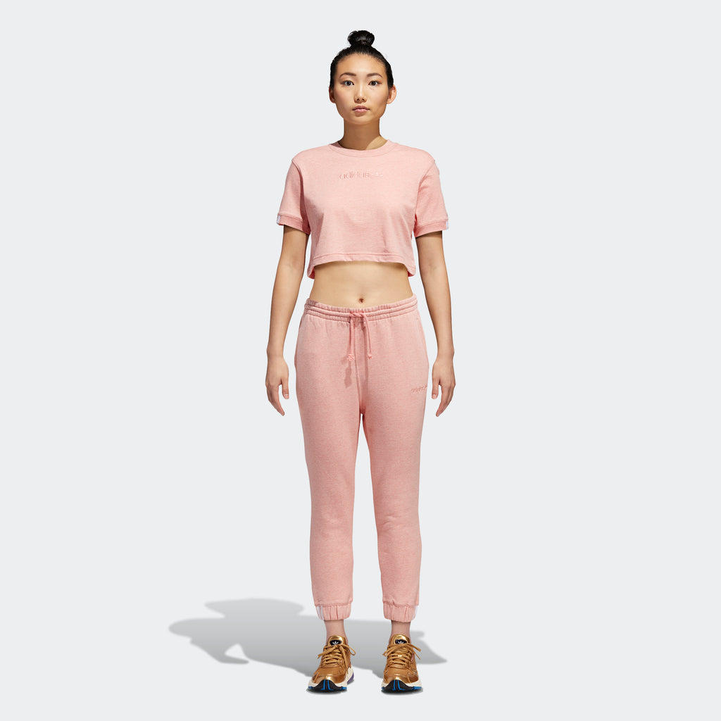 Women's adidas Originals Coeeze Pants Trace Pink