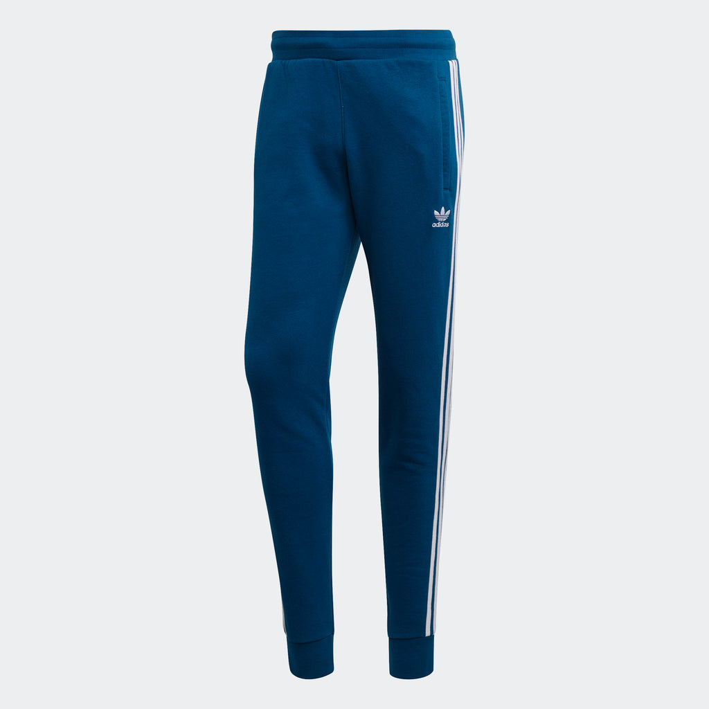 Men's adidas Originals 3-Stripes Pants Legend Marine