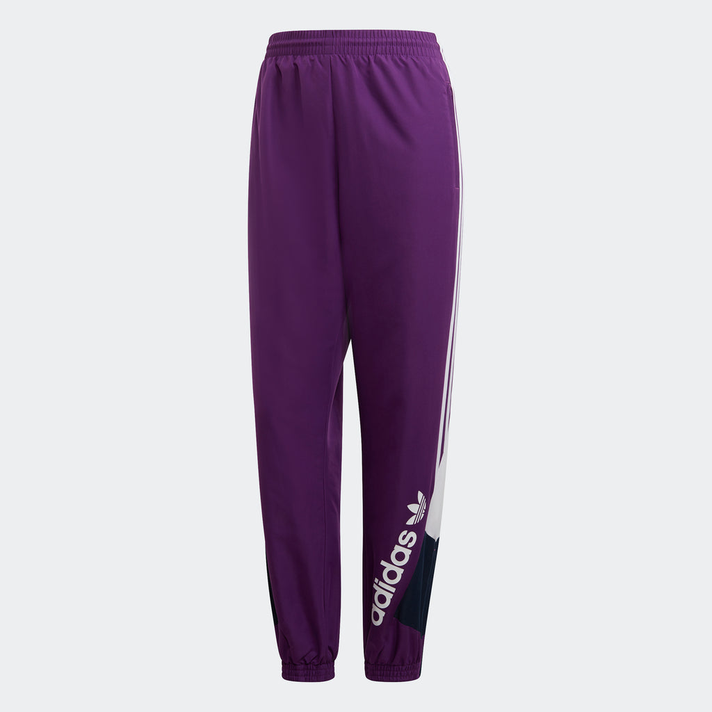 Women's adidas Originals Track Pants Tribe Purple