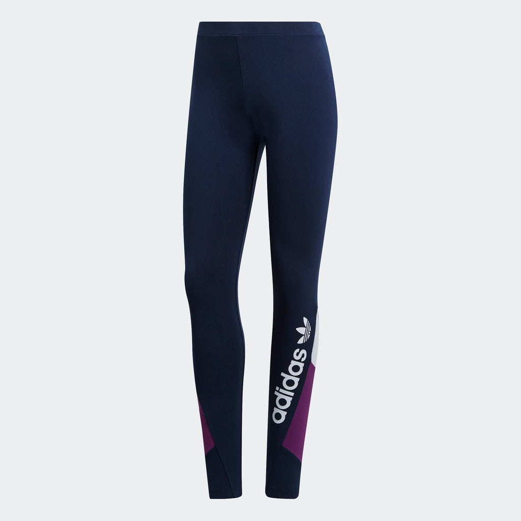 Women's adidas Originals Leggings Collegiate Navy