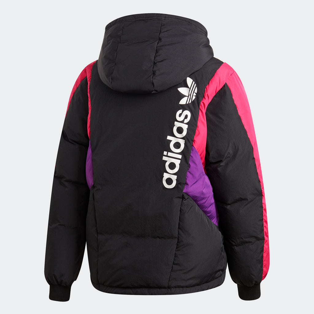 Women's adidas Originals Colorblock Down Jacket Short
