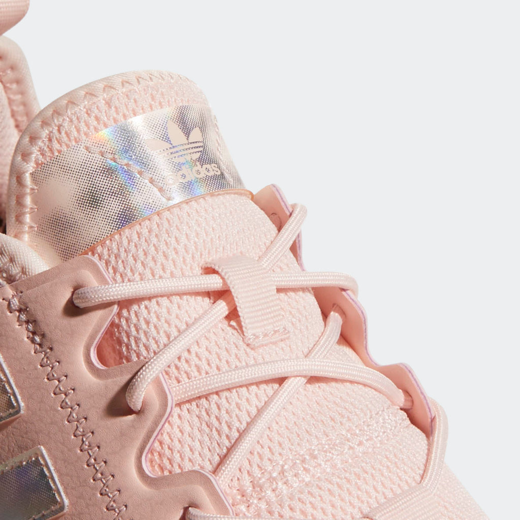 Kid's adidas Originals X_PLR Shoes Icey Pink Iridescent