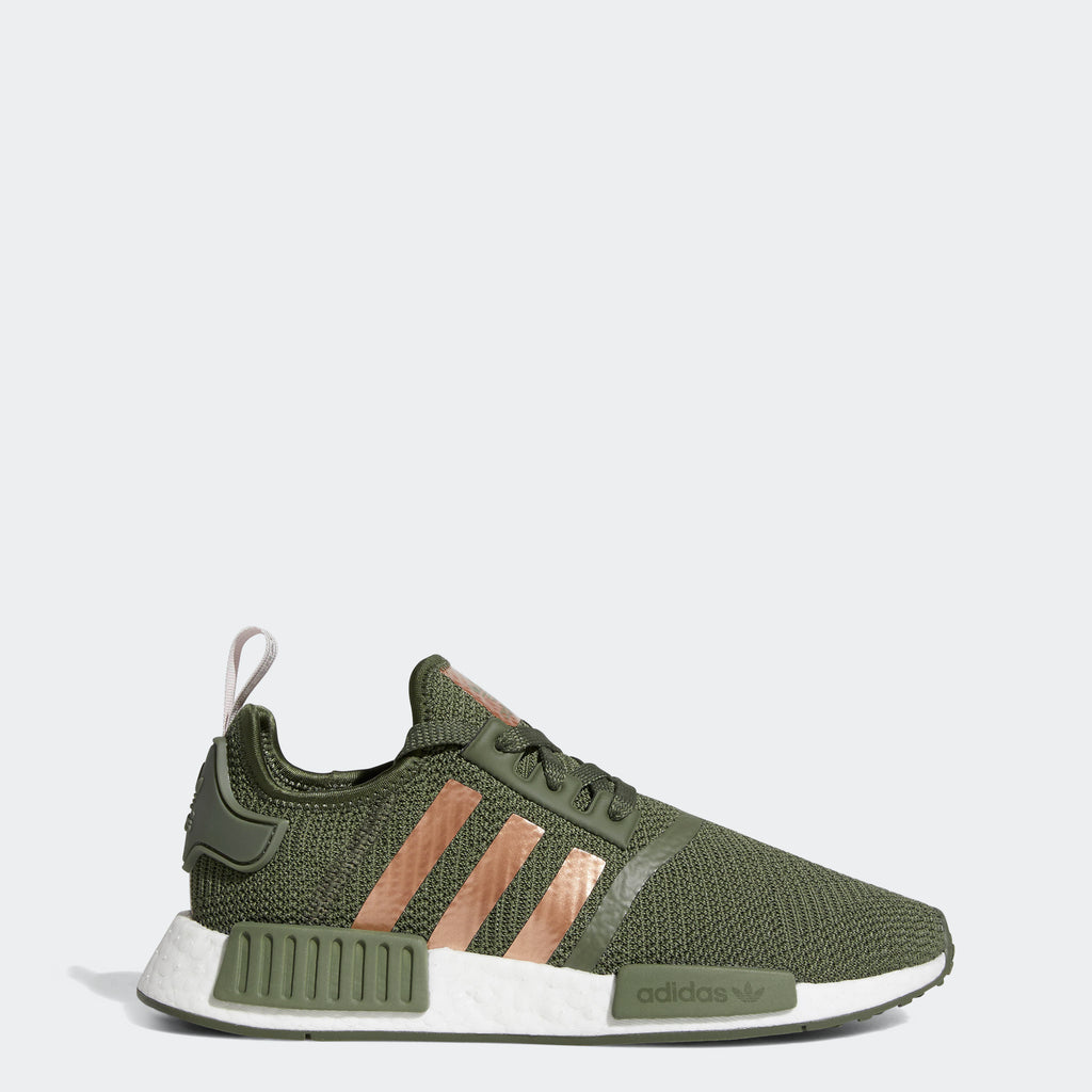 Women's adidas Originals NMD_R1 Shoes Base Green