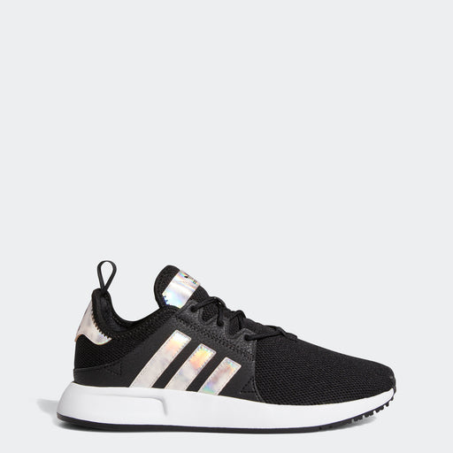Kid's adidas Originals X_PLR Shoes Black Iridescent