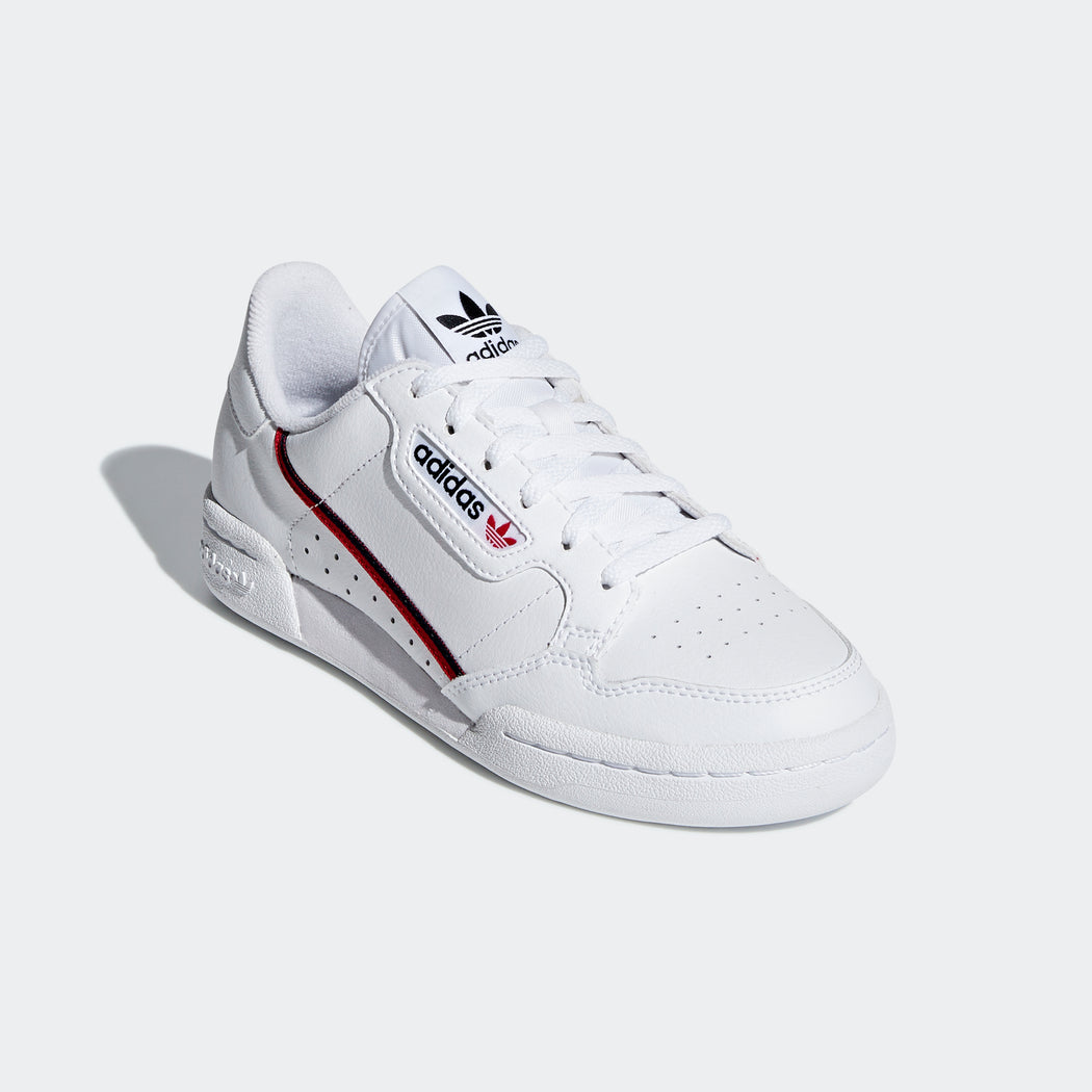 Kid's adidas Originals Continental 80 Shoes Cloud White