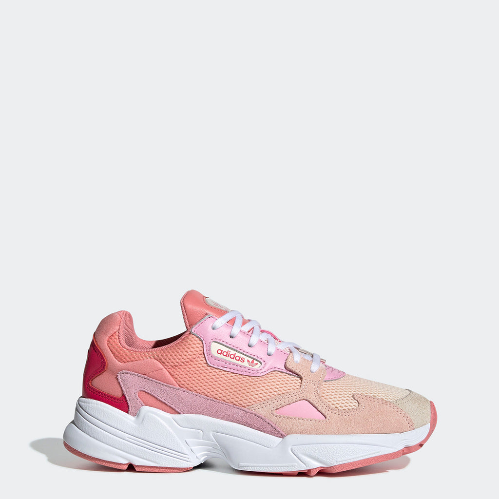 Women's adidas Originals Falcon Shoes Ecru Tint