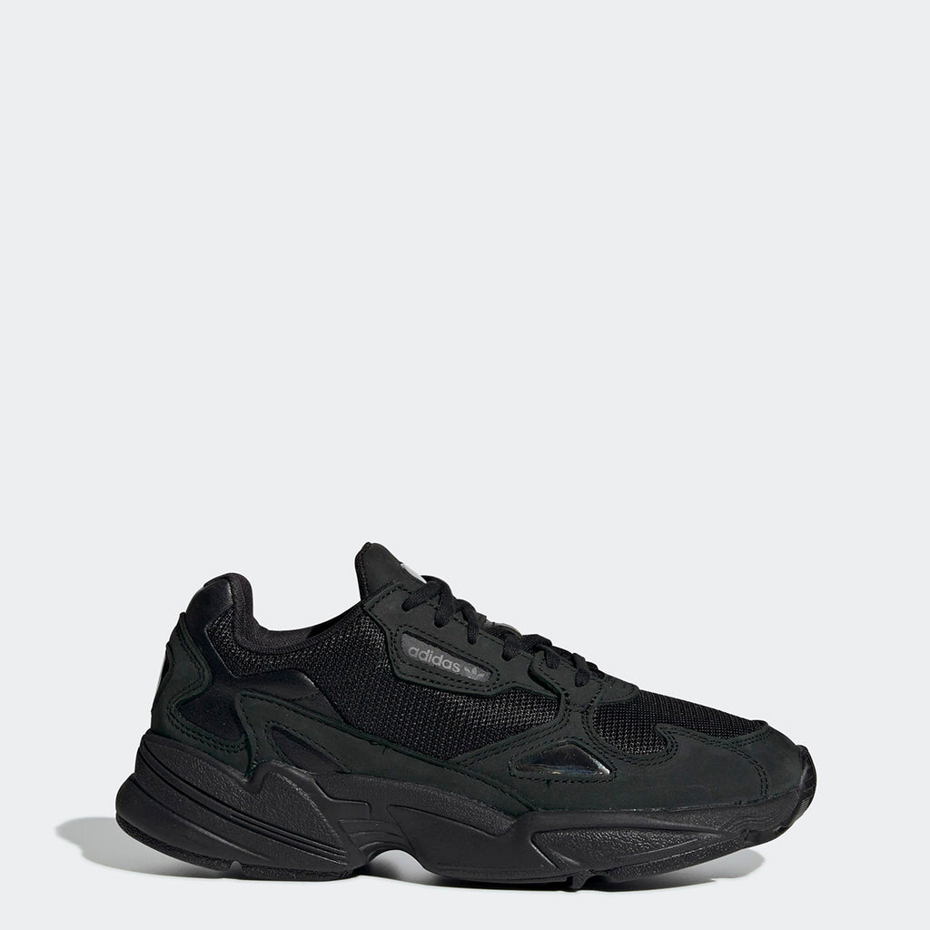 Women's adidas Originals Falcon Shoes Black
