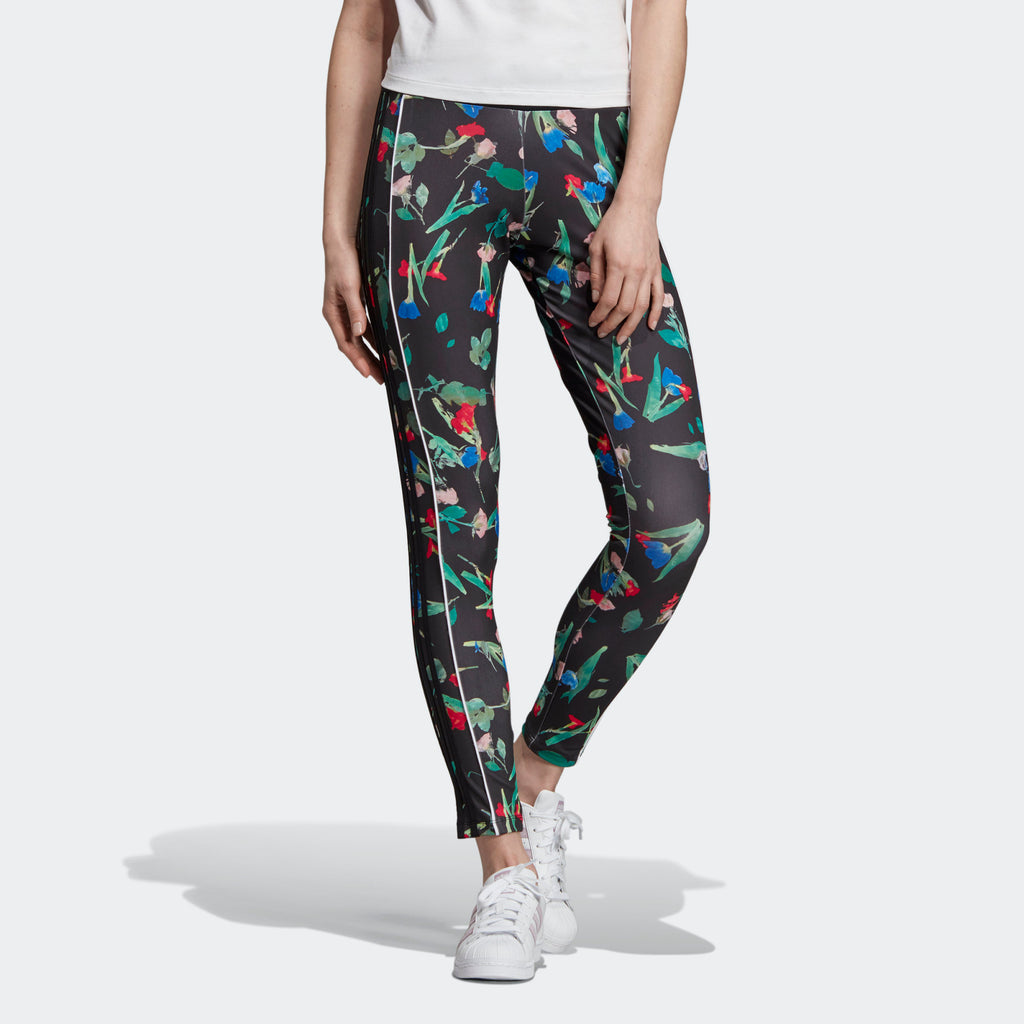 Women's adidas Originals Bellista Allover Print Leggings