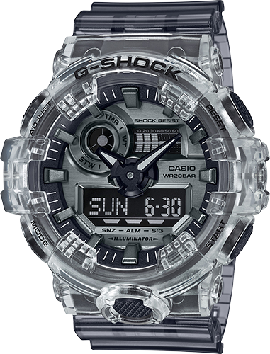 G-Shock Analog Digital Watch GA700SK-1A