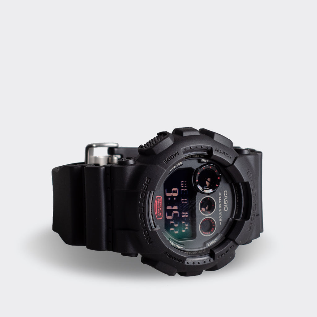 G-Shock Digital Watch GD120MB-1 Black