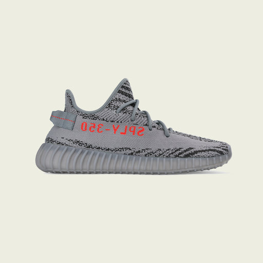 Men's Yeezy Boost 350 V2 Grey Orange Beluga 2.0