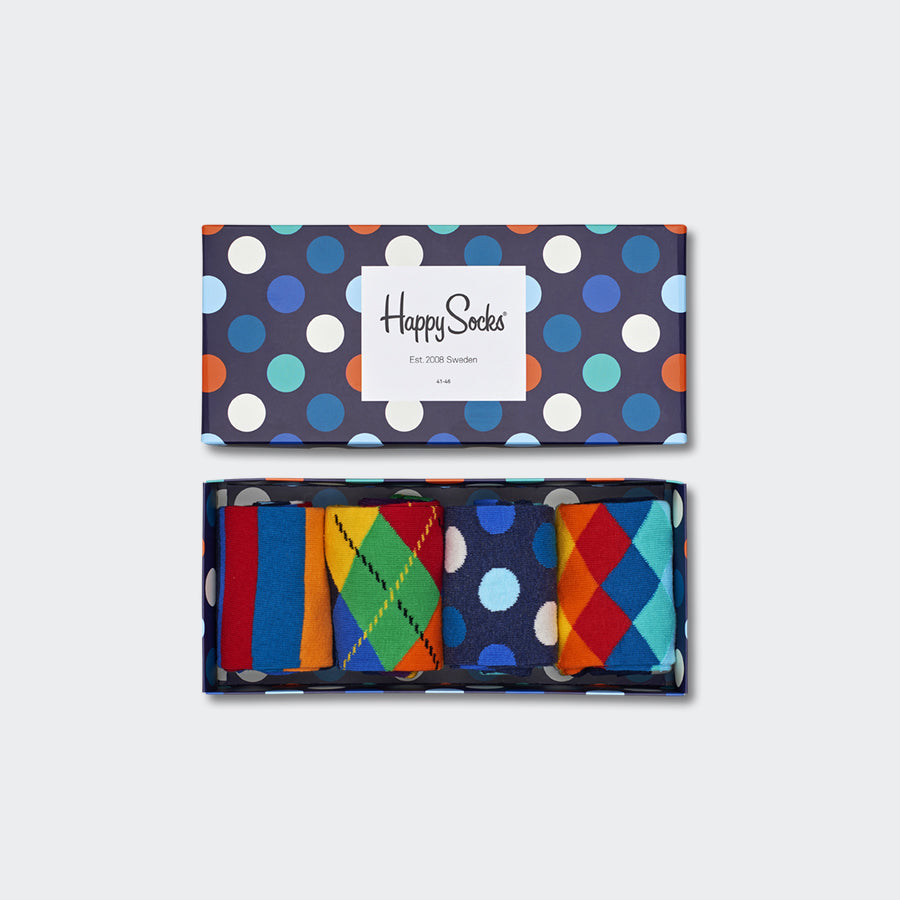 Happy Socks Mix Gift Box
