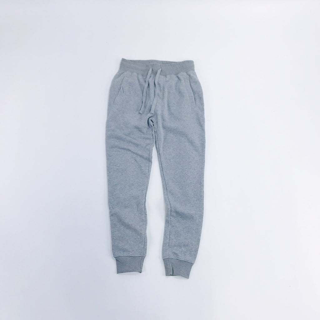 Men's Octagon Heather Grey Sweatpants OT203PHGY | Chicago City Sports | front view