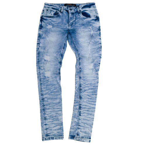 Men's Copper Rivet Jeans 9031LSB | Chicago City Sports | front view