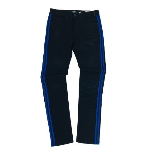 Men's OPS Denim Jeans OPS1905JBKRO | Chicago City Sports | front view