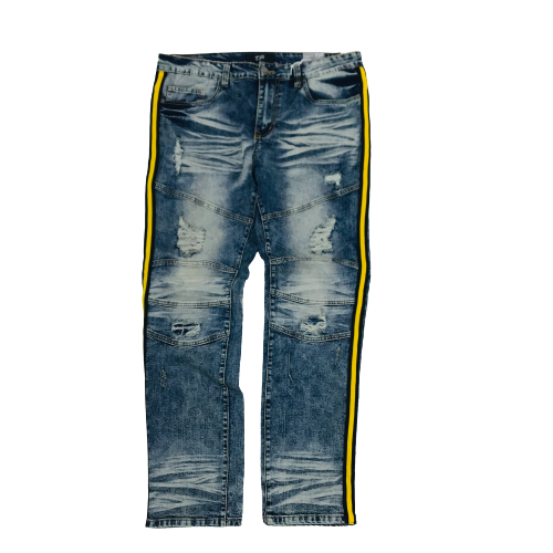 Men's OPS Denim Jeans OPS1905VTGGD | Chicago City Sports | front view