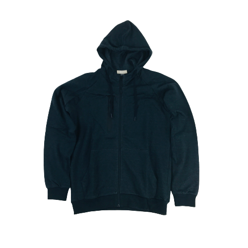 Men's Spatium Full Zip Hoodie OT204HCH | Chicago City Sports | front view