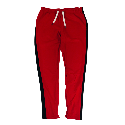 Men's OPS Sweatpants OPS211RDBK | Chicago City Sports | front view