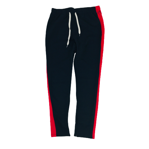 Men's OPS Sweatpants OPS211BKRD | Chicago City Sports | front view