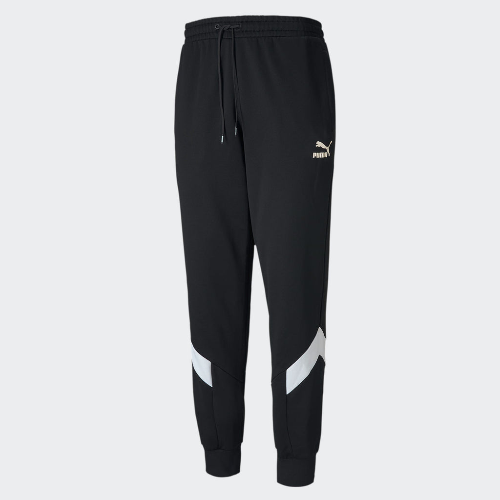 Men's PUMA Iconic MCS Track Pants White