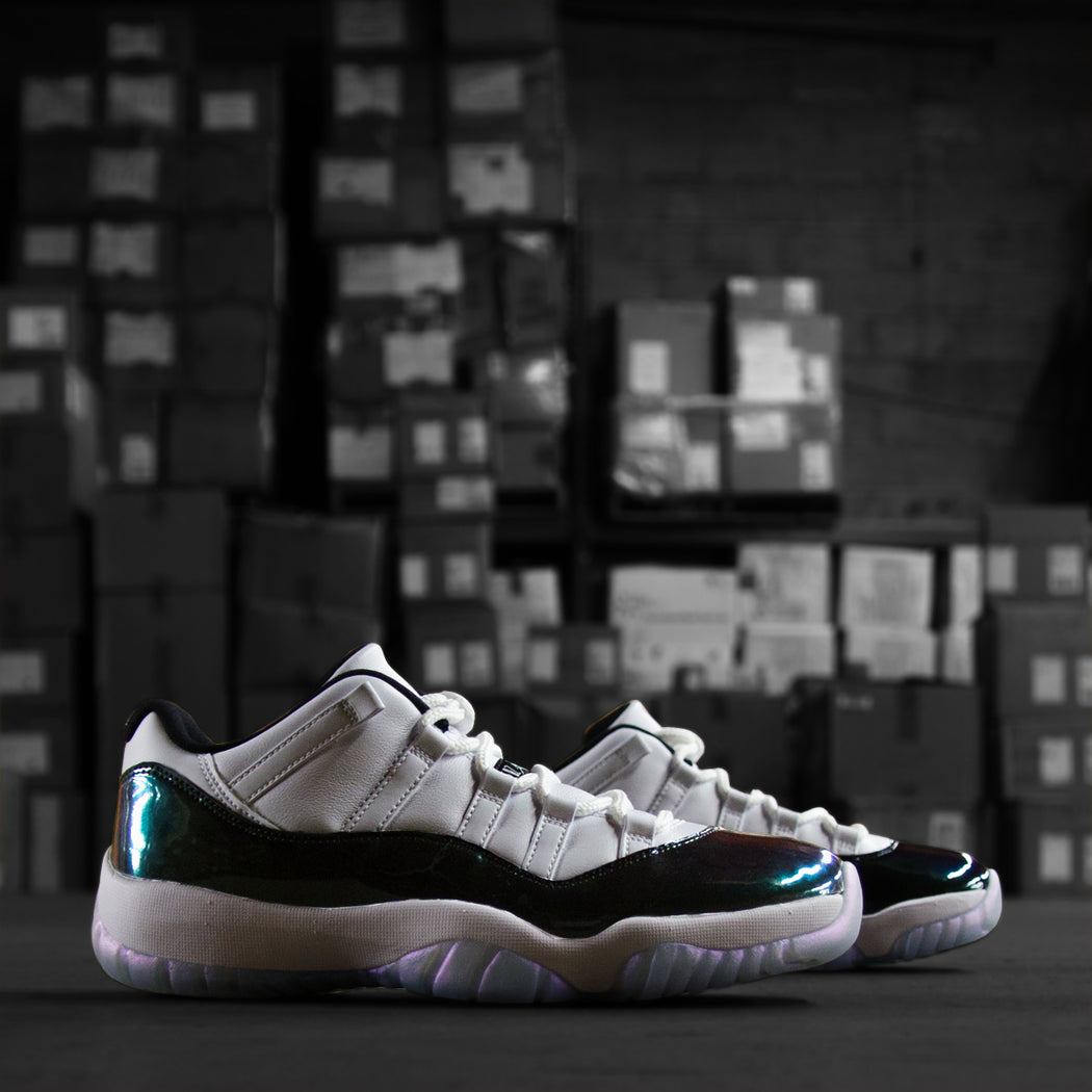 Men's Air Jordan 11 Low Easter