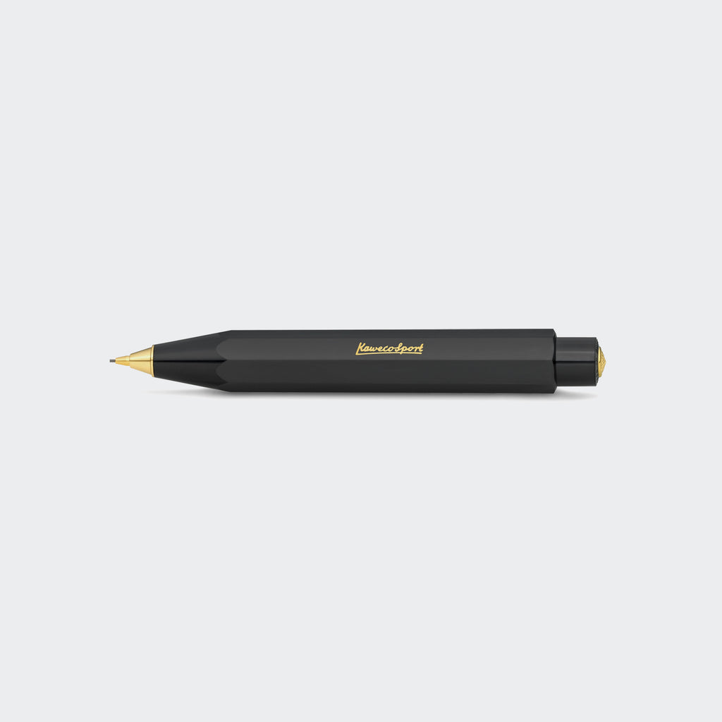 Kaweco CLASSIC SPORT Mechanical Pencil 0.7 mm Black