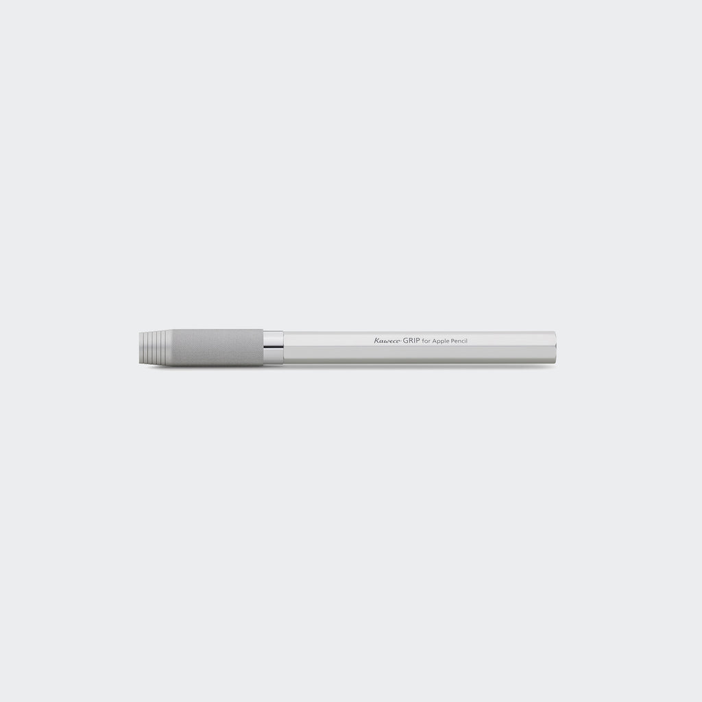 Kaweco Grip for Apple Pencil Silver