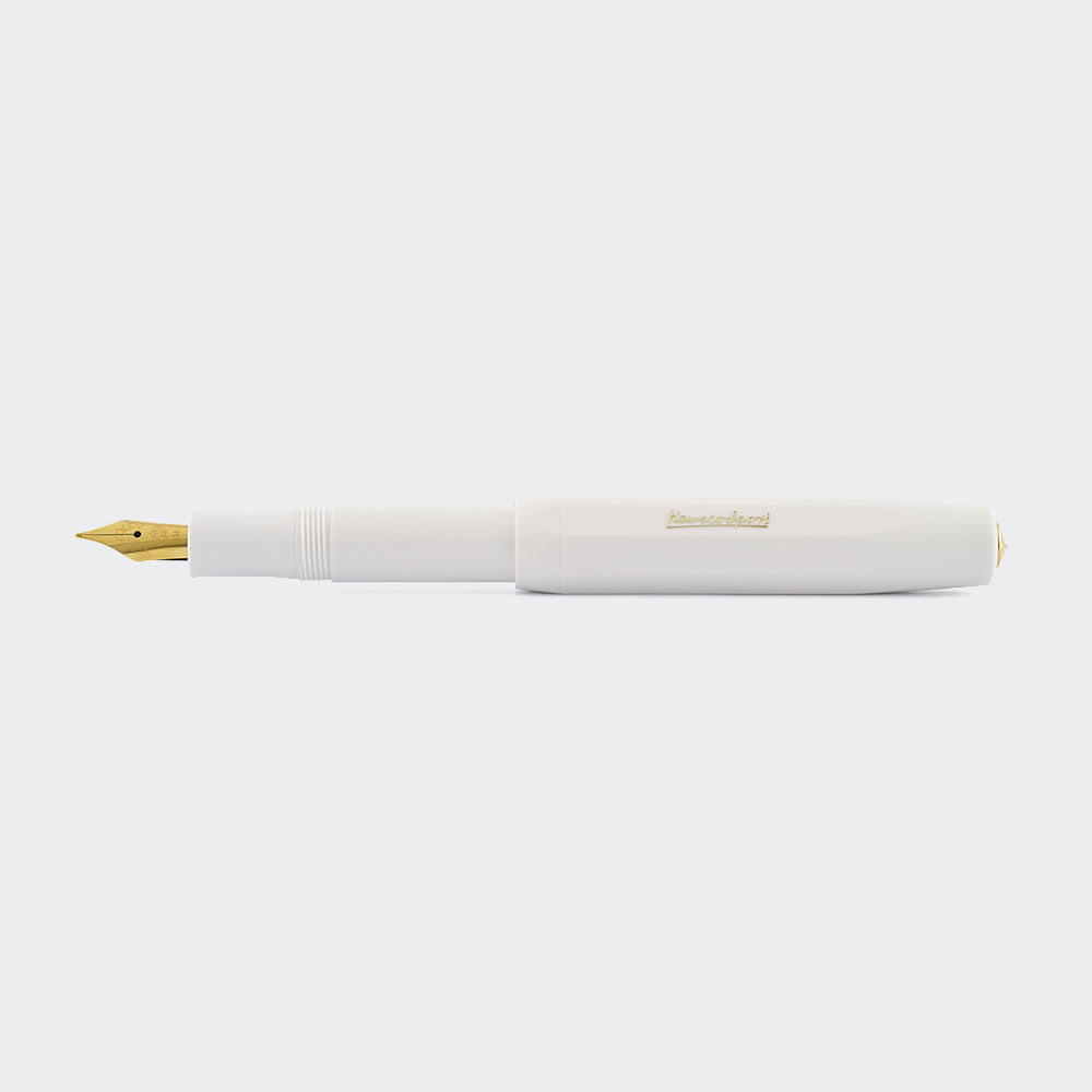 Kaweco CLASSIC Sport Fountain Pen White