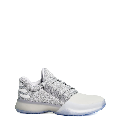 Kid's Adidas Basketball Harden Vol. 1 Shoes Grey