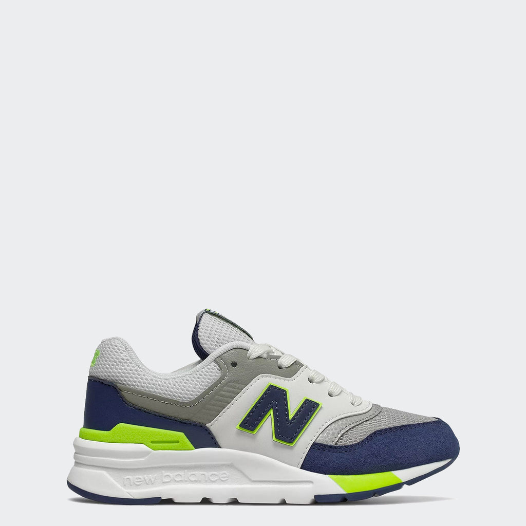 Kid's New Balance 997H Shoes Moroccan Tile