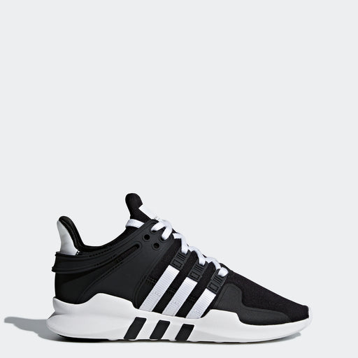 Kid's Adidas EQT Support ADV Shoes Core Black