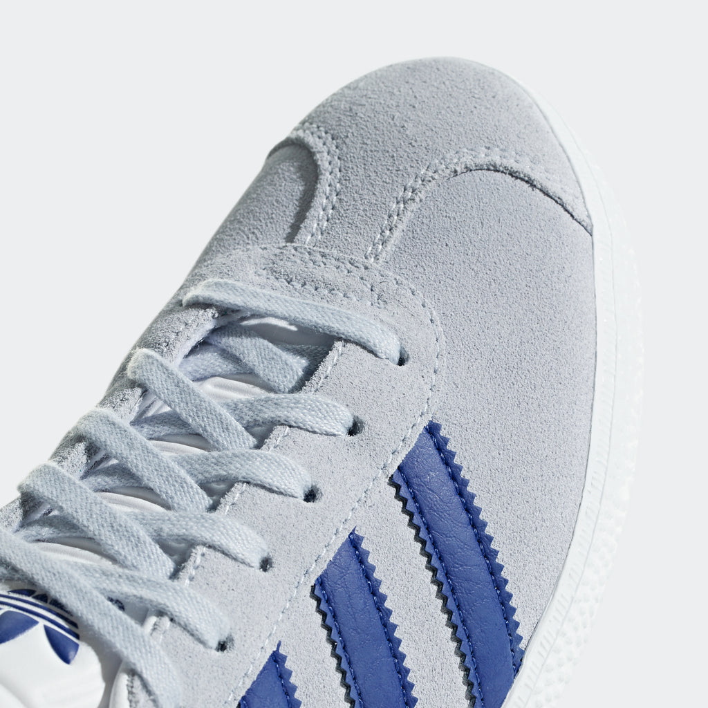 Kid's Adidas Originals Gazelle Shoes Aero Blue