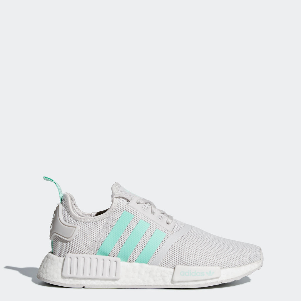 Kid's adidas Originals NMD_R1 Shoes Grey One