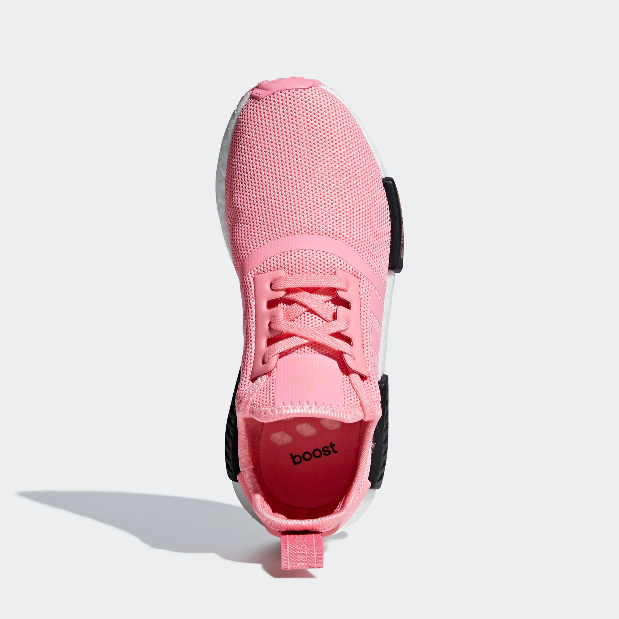 adidas NMD_R1 Shoes Super Pop Pink