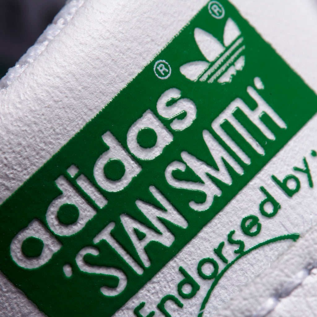 Toddler's adidas Originals Stan Smith Velcro Shoes Cloud White