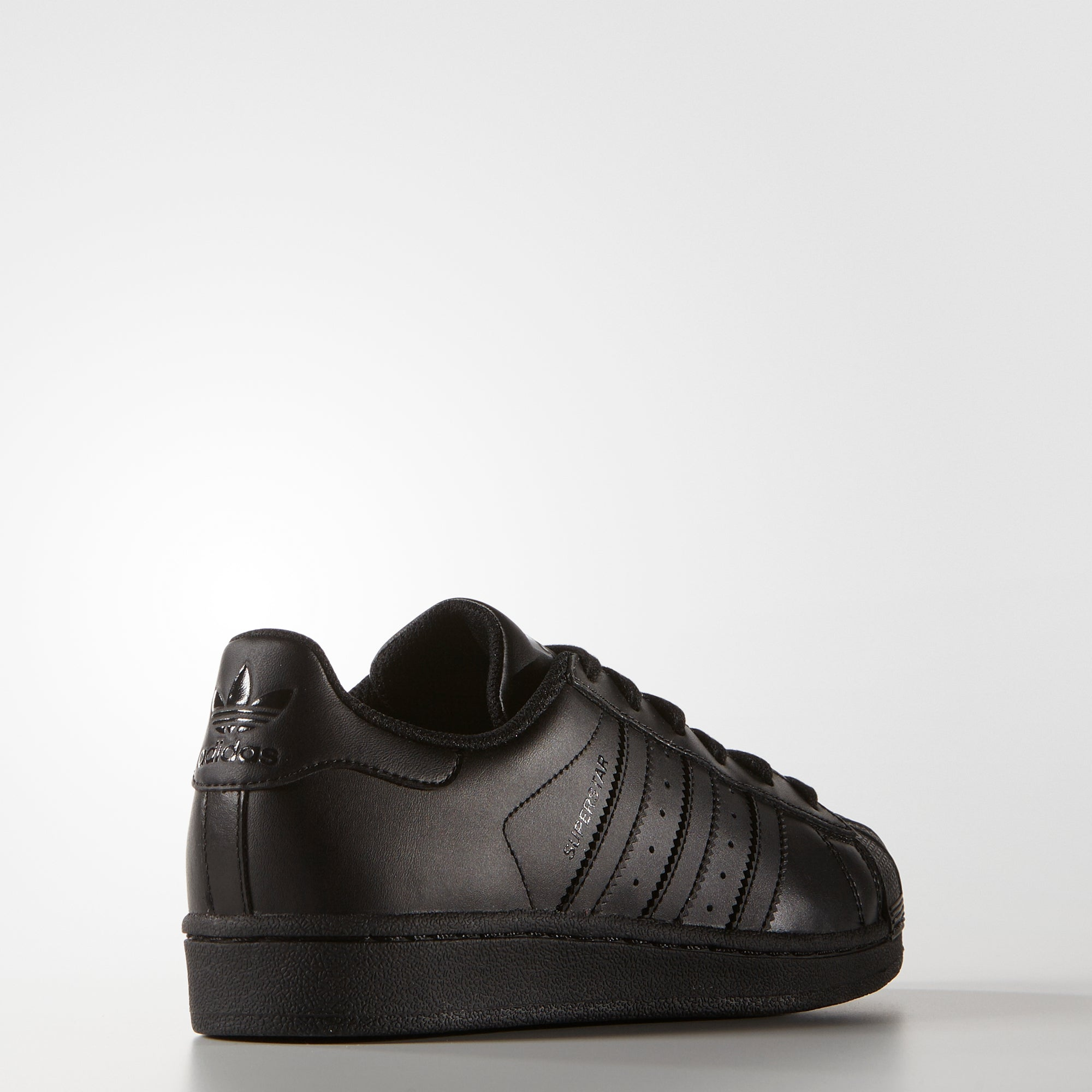 new arrival cf0b3 c9cd0 adidas Superstar Foundation Shoes Triple Black | Chicago ...