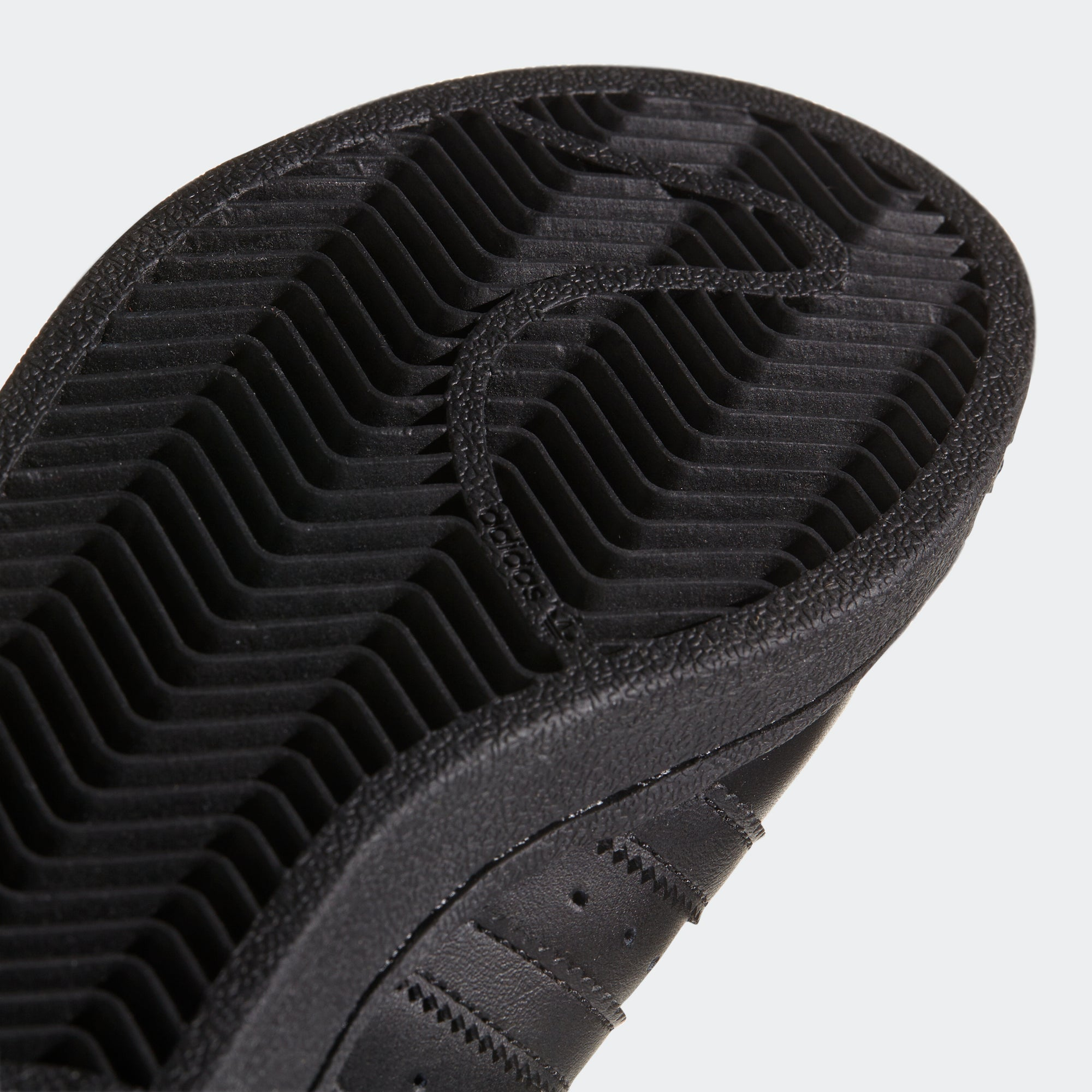 new arrival fabb8 77908 adidas Superstar Foundation Shoes Triple Black | Chicago ...