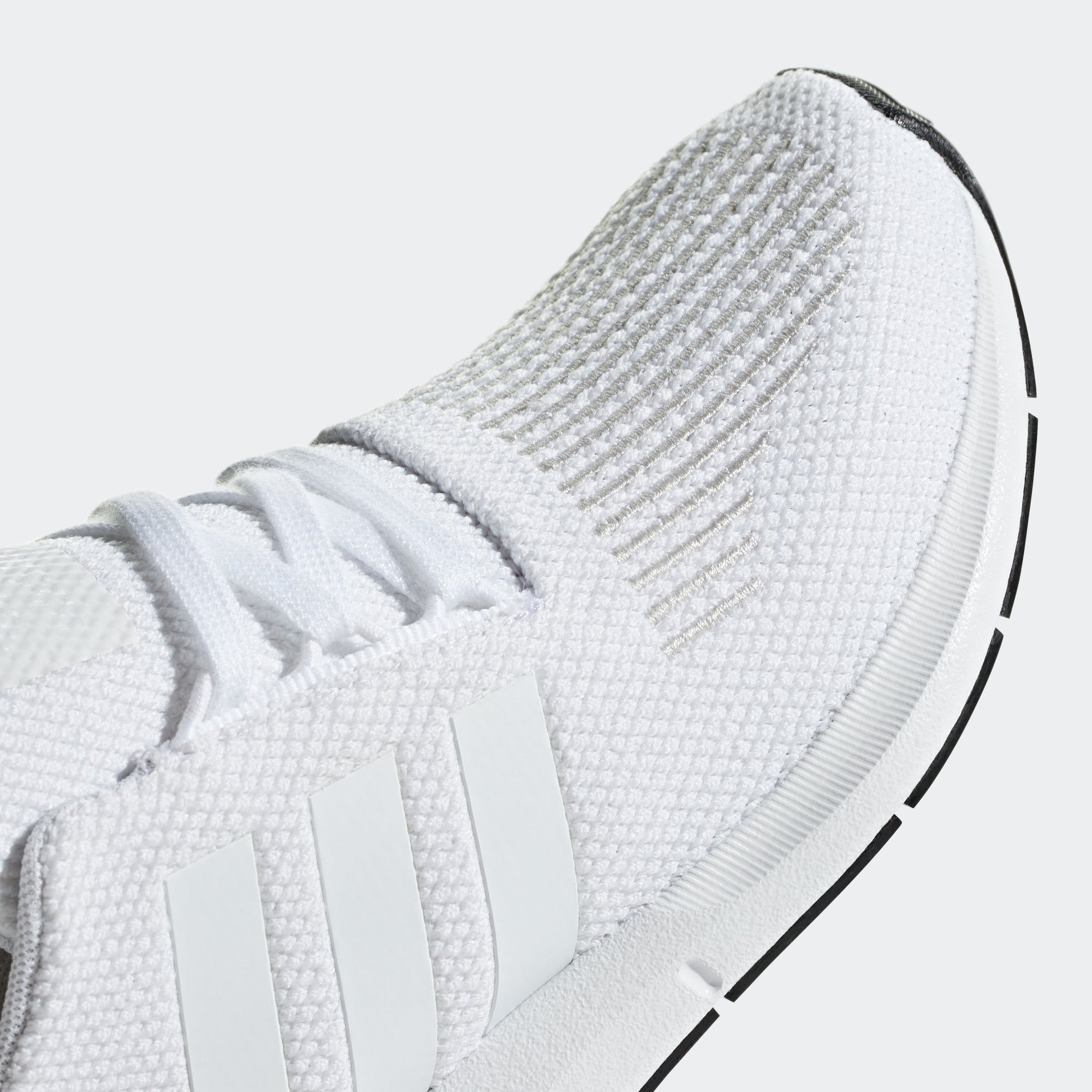 the latest c4b42 0b10d Kid s Adidas Originals Swift Run Shoes Crystal White  Core Black. 1