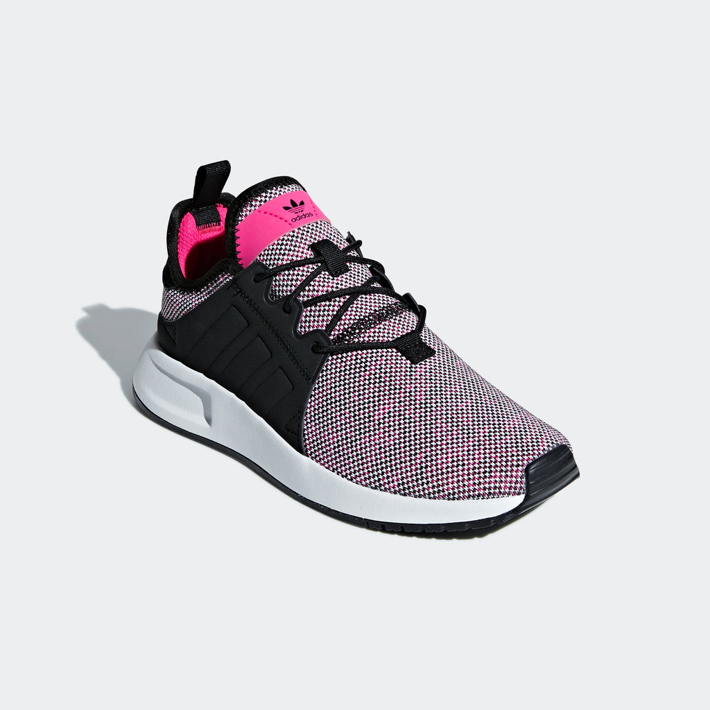 Kid's adidas Originals X_PLR Shoes Shock Pink