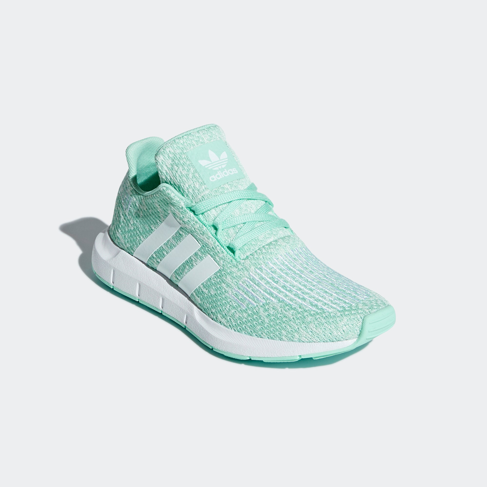 adidas Swift Run Shoes Clear Mint B37119 | Chicago City Sports
