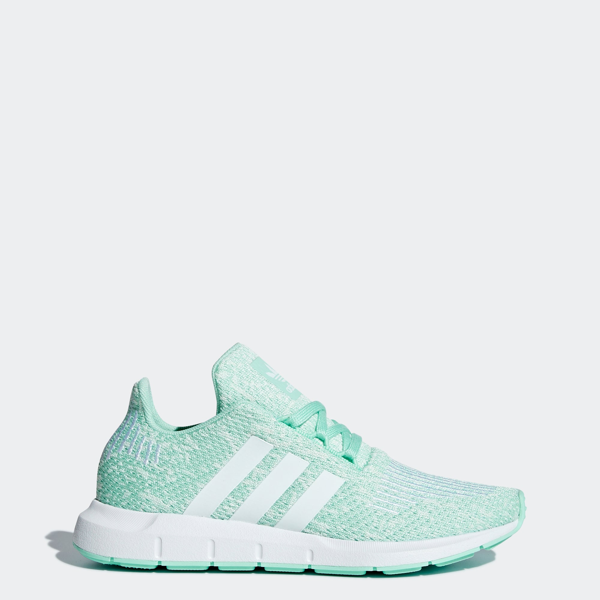 premium selection d7517 87e52 adidas Swift Run Shoes Clear Mint B37119 | Chicago City Sports