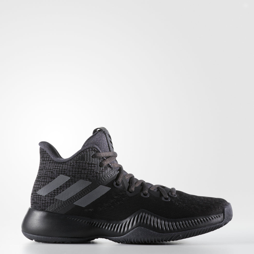 Kid's adidas Basketball Mad Bounce Shoes Black