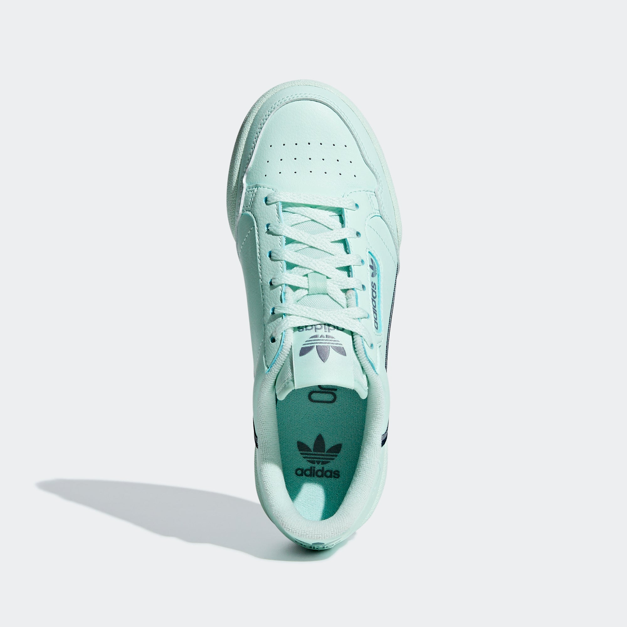 adidas Continental 80 Shoes Ice Mint