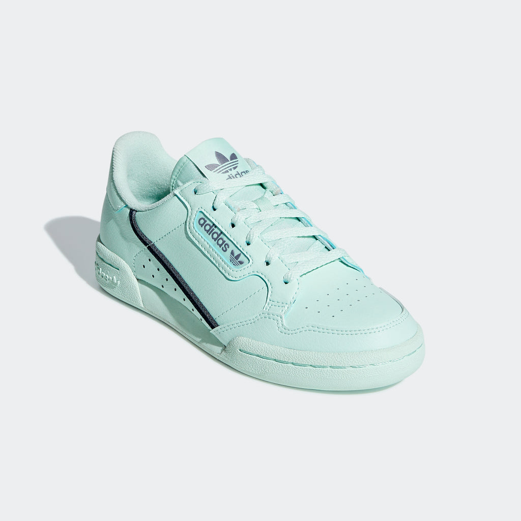 Kid's adidas Originals Continental 80 Shoes Ice Mint