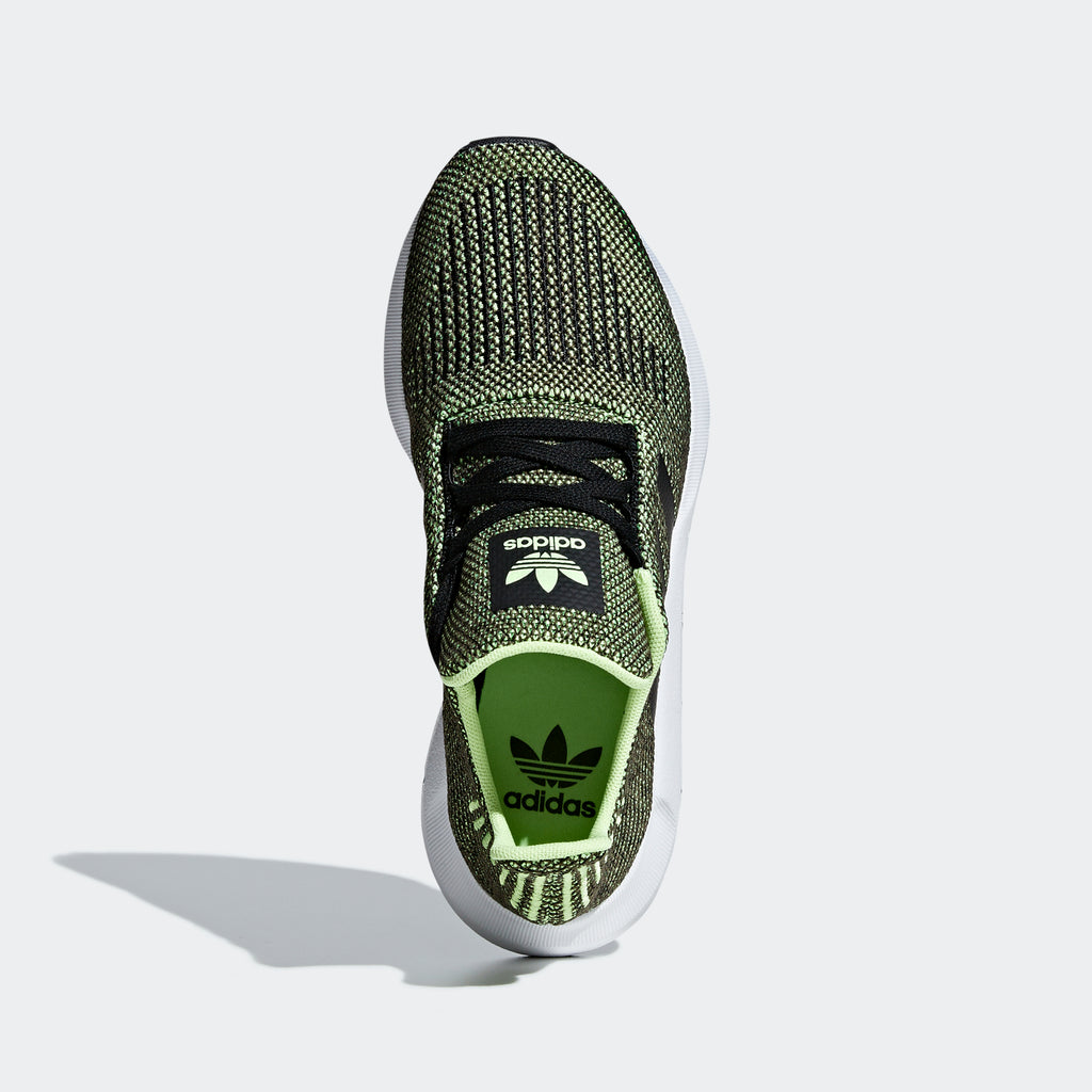 Kid's adidas Originals Swift Run Shoes Green